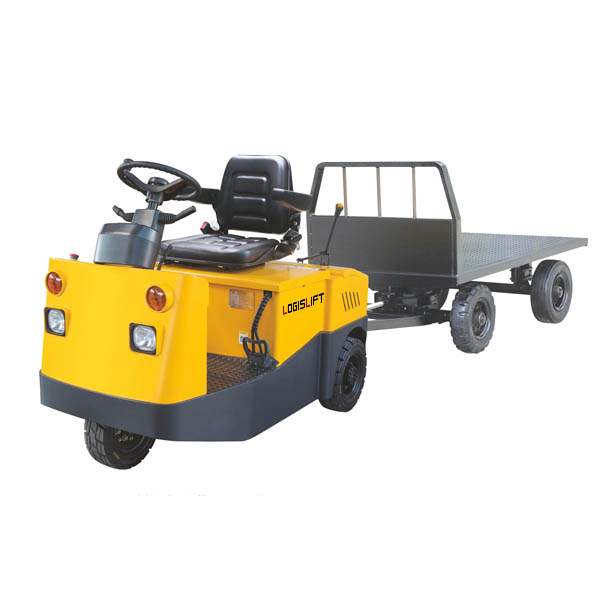 Tow Tractor QCD